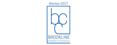 brookline chamber logo